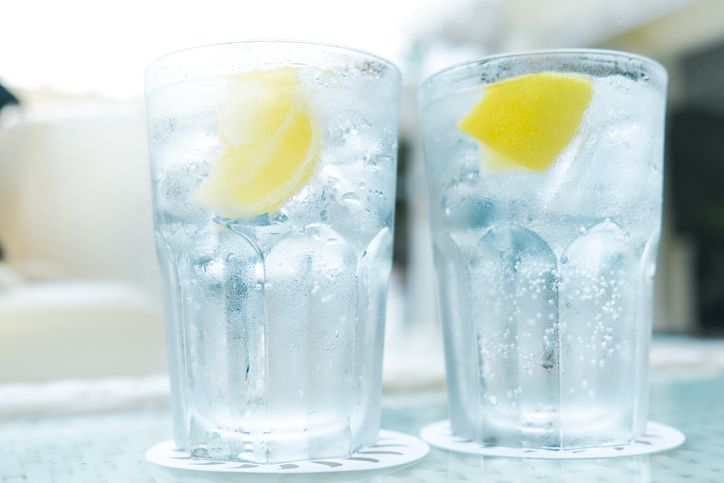How Many Calories in Gin and Tonic +
