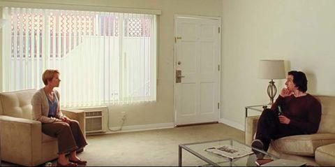Room, Window covering, Interior design, Furniture, Sitting, Building, Living room,