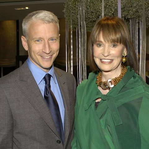 Anderson Cooper, anderson cooper net worth, anderson cooper net worth 2019, gloria vanderbilt net worth, anderson cooper vanderbilt, anderson cooper worth,アンダーソン・クーパー,相続,遺産,価値