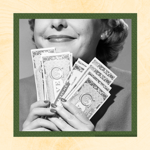 Money, Cash, Text, Currency, Paper, Stock photography, Photography, Banknote, Black-and-white, Happy,