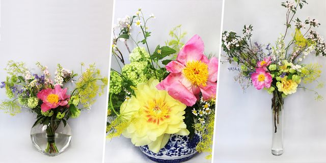 How To Arrange Flowers At Home Flower Arrangements