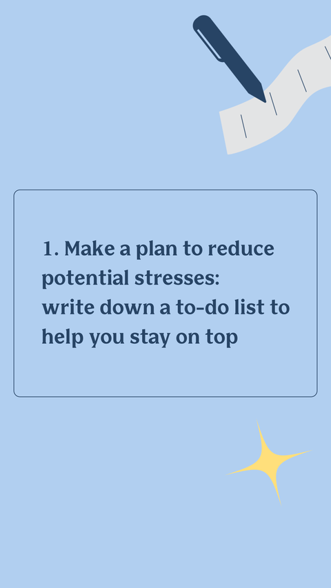 how to avoid post christmas burnout