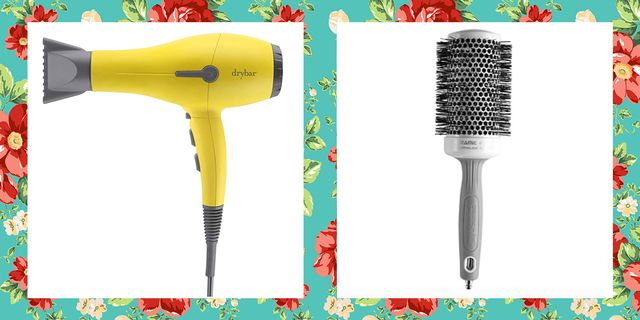 how to blow dry hair buttercup hair dryer olivia garden brush