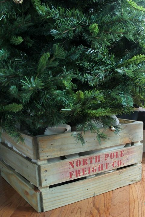Christmas Tree Box Stand.18 Best Diy Christmas Tree Stand Ideas In 2019 Homemade