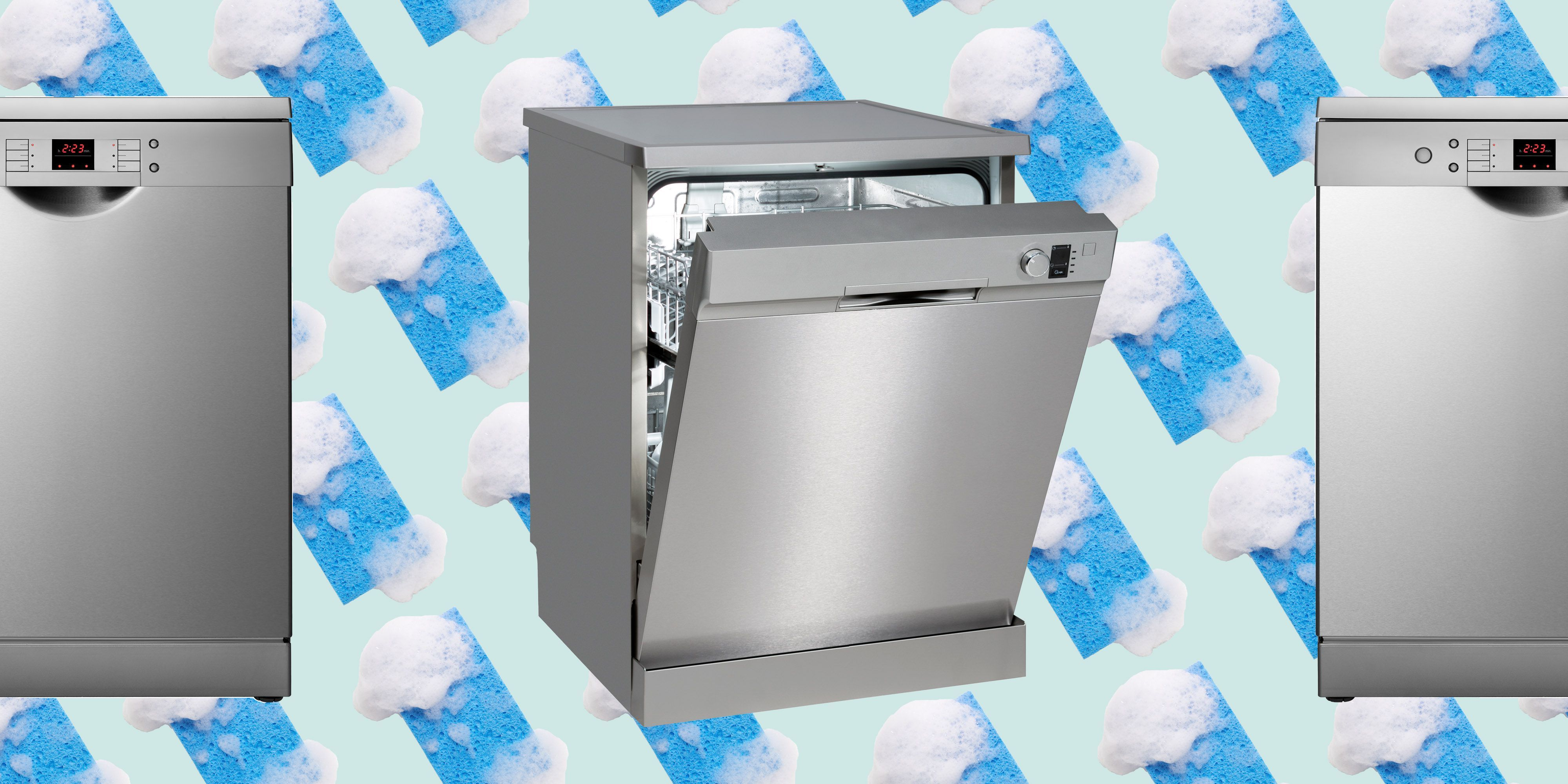 5 Easy Steps to Clean Your Dishwasher - Best Way to Clean Inside