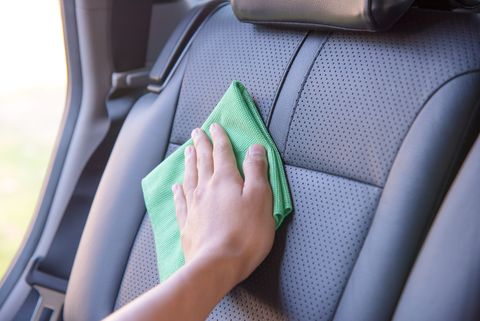 How To Clean Car Seats, Car Interior Seats Cleaner