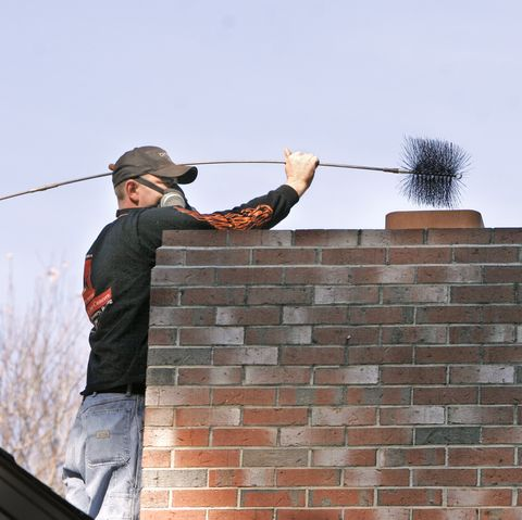 How To Clean A Chimney How Often Should A Chimney Be Cleaned
