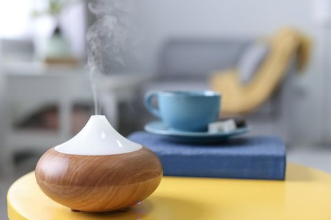 how to clean humidifier