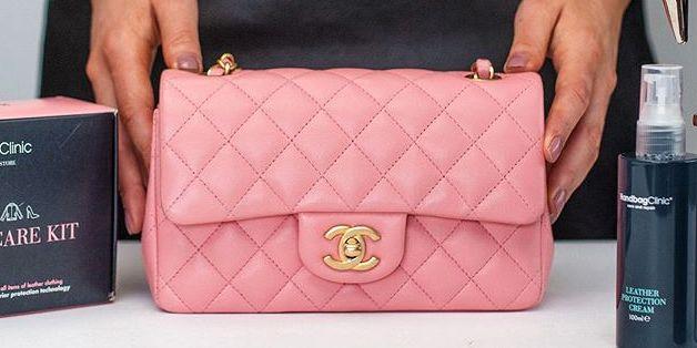 Cleaning Your Designer Leather Handbag