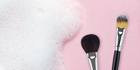 exactly how — and how often — to clean your makeup brushes