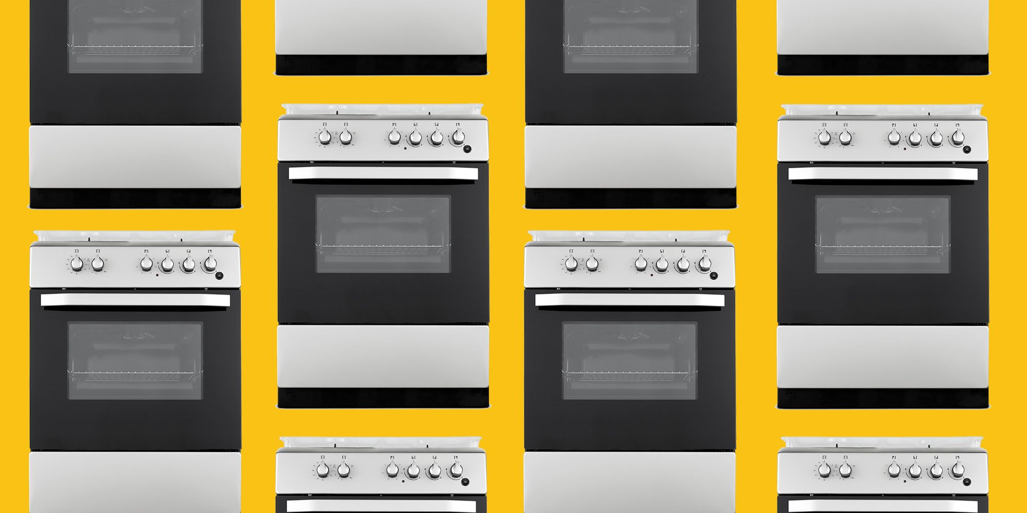 Ovens designed to match your style and