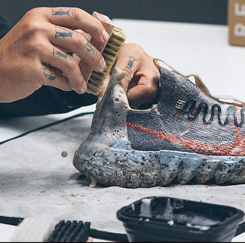 reshoevn8r clean your sneakers