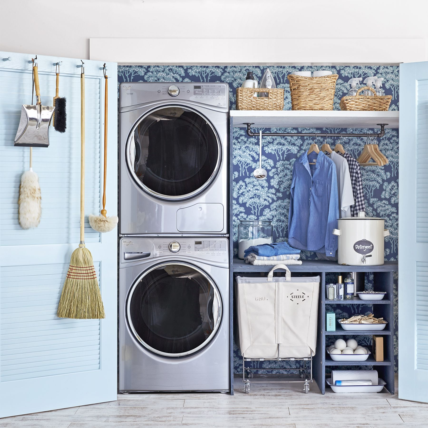 How To Clean Your Washing Machine Cleaning The Inside Of Front Or Top Loading Washing Machine