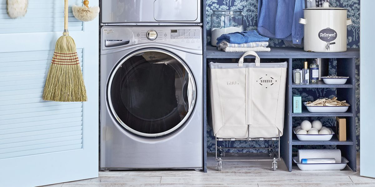 How to Clean Your Washing Machine - Cleaning the Inside of Front or Top  Loading Washing Machine