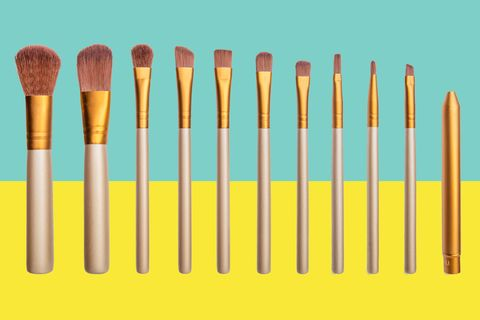 Here's how often you should clean those brushes