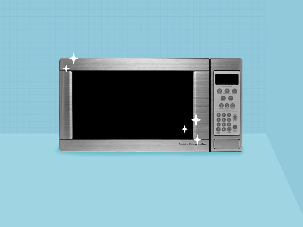 living home microwave manual