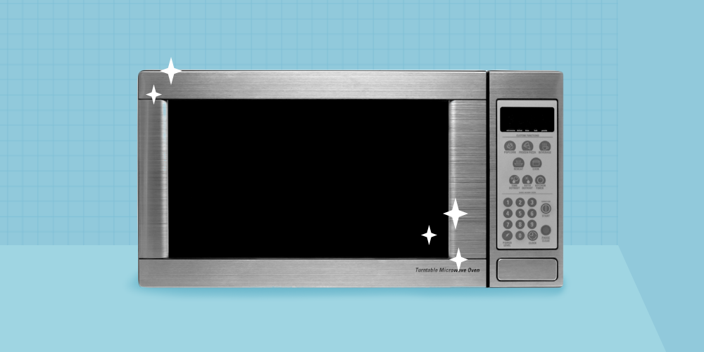 How To Clean A Microwave Best Way To Clean Microwave With