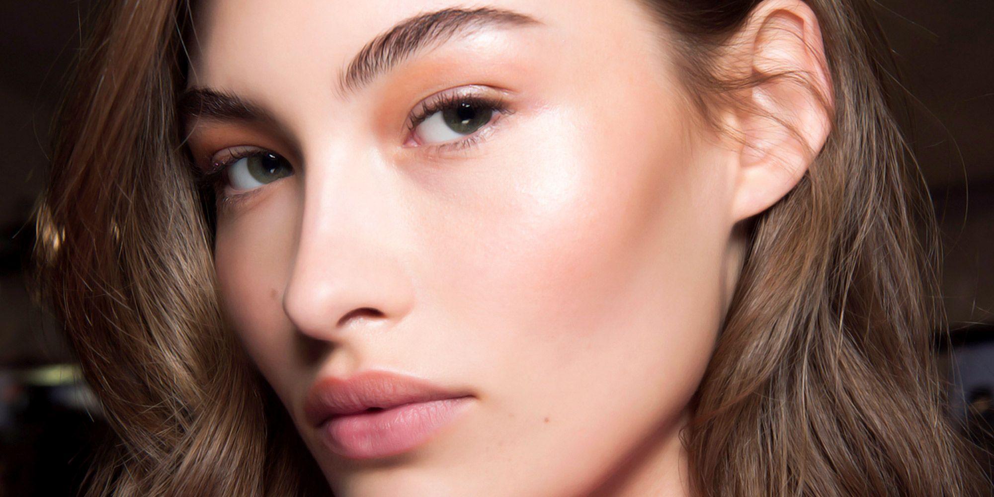 Image result for highlighting cheekbones