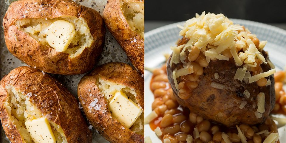 How To Cook A Jacket Potato Like No One's Business