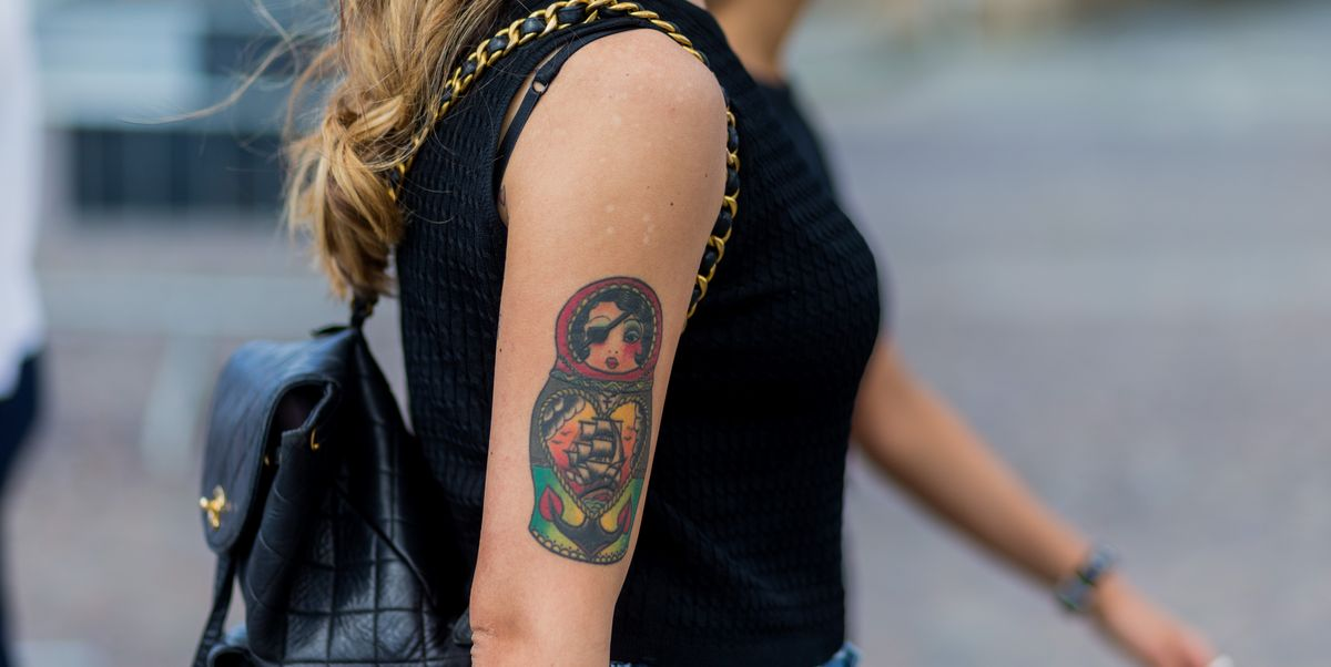 How to temporarily cover a tattoo :: clever makeup artist tips