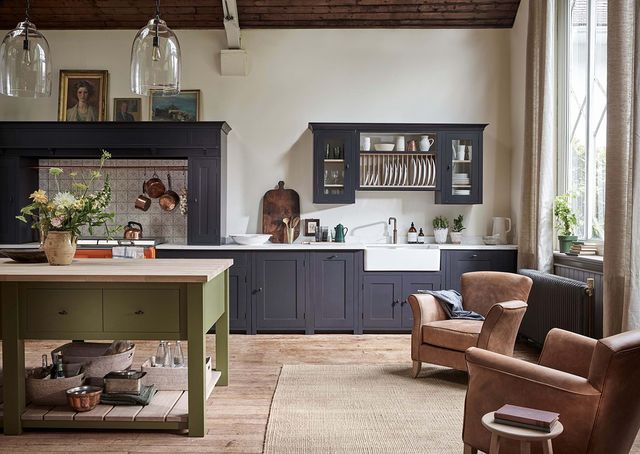 how to create country kitchen
