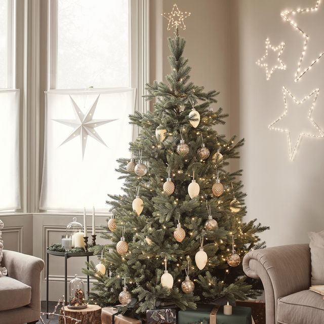 how to decorate a christmas tree like a professional  christmas tree decorations