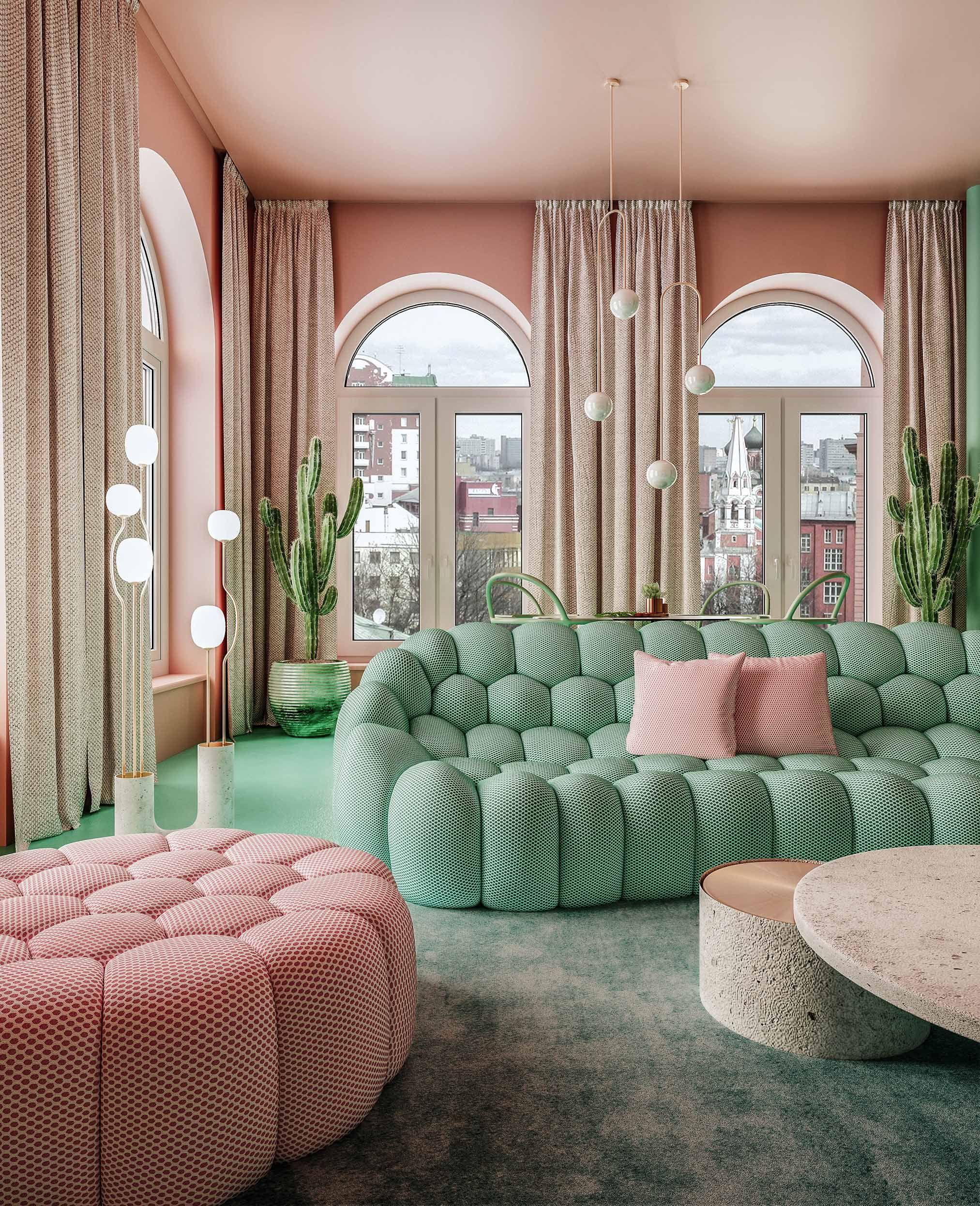 Gorgeous Pink Room Decor Ideas