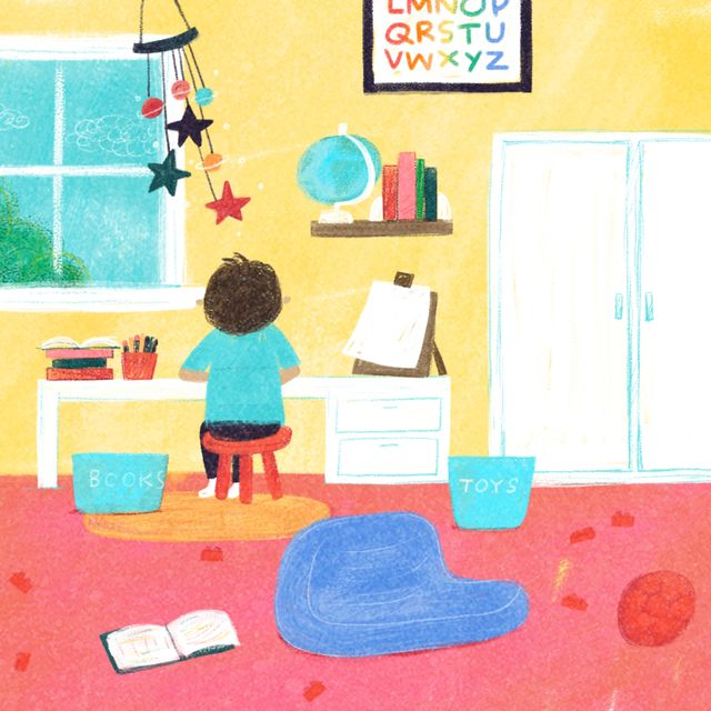 how to design a sensory friendly playroom on a budget