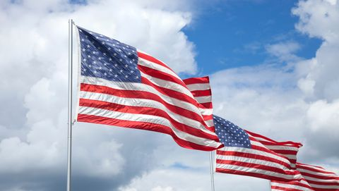 American Flag Etiquette: Here's How to Properly Display the American Flag