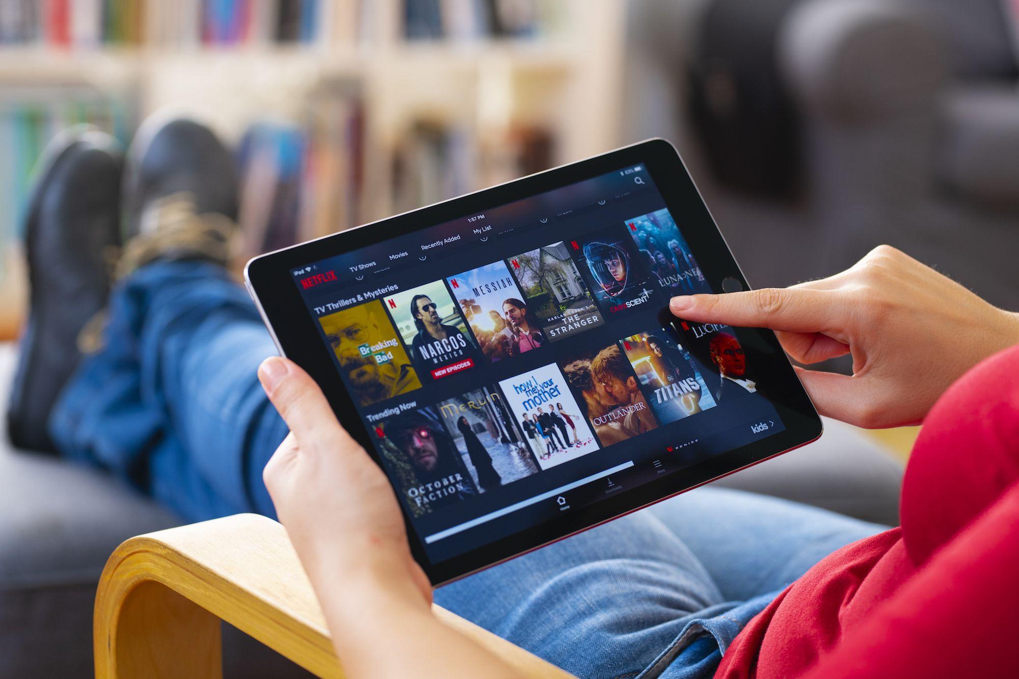 Make Money Watching Netflix