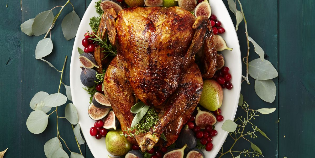Dry Brined Turkey Recipe Is the Secret To a Juicy, Flavorful Bird