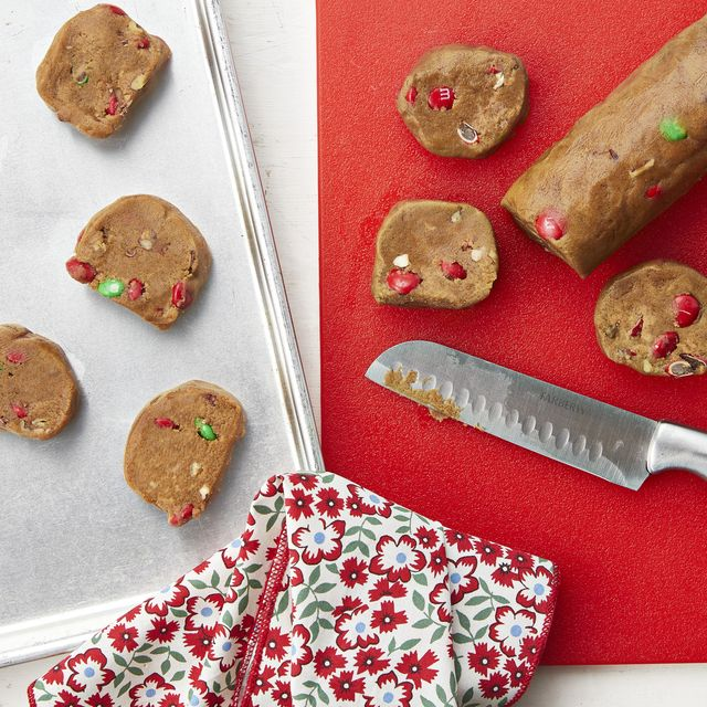 slice and bake cookie dough