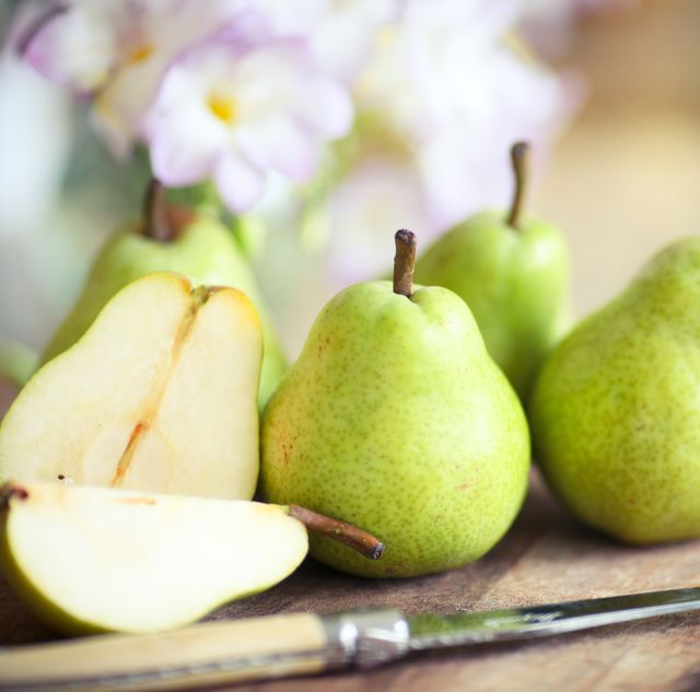 how to freeze pears