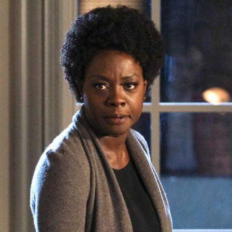 viola davis as annalise keating, how to get away with murder season 6
