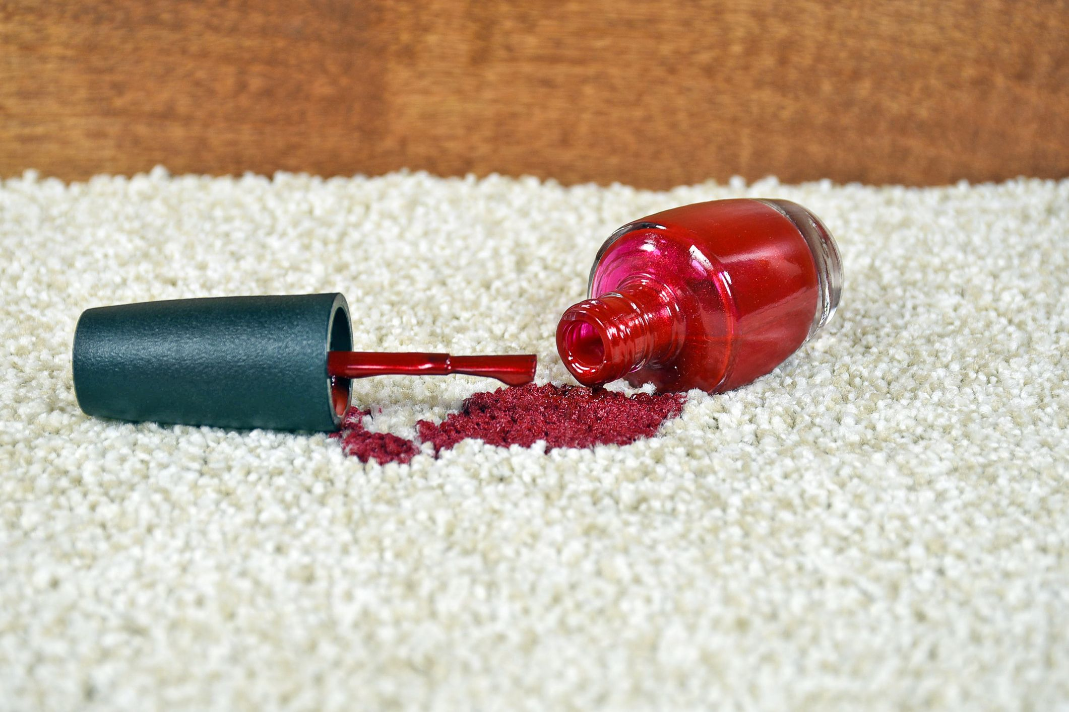 Nail Polish Out Of Your Carpet