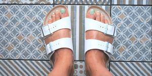 how to get rid of blisters - women's health uk