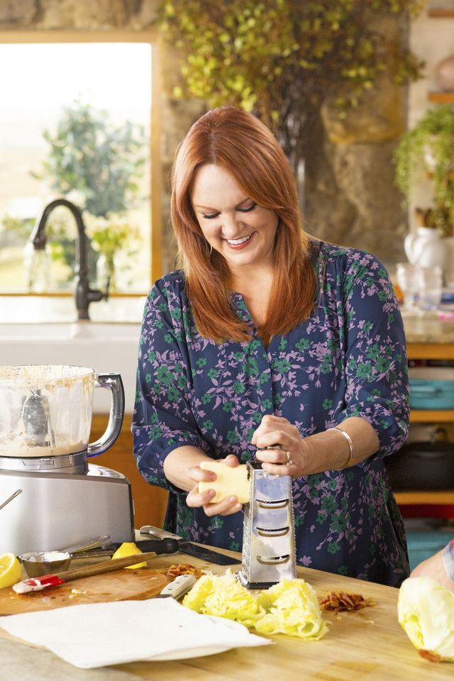 how to get shiny hair ree drummond