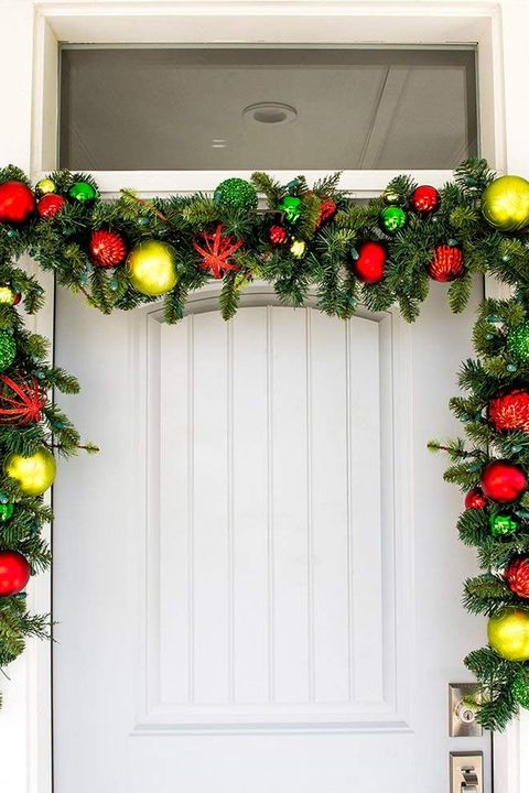 How to Hang Garland - Rack