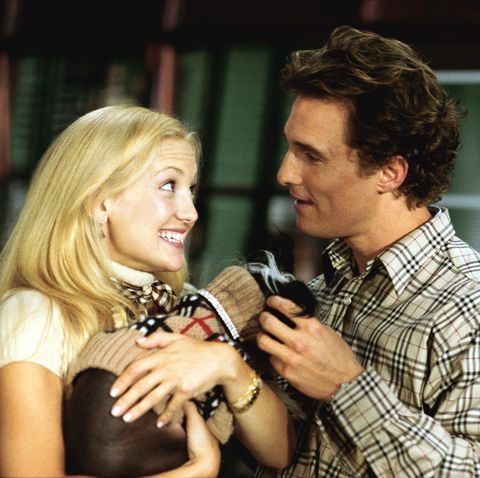 HOW TO LOSE A GUY IN 10 DAYS, Kate Hudson, Matthew McConaughey, 2003, (c) Paramount/courtesy Everett