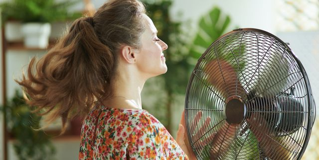 how to make a fan cooler