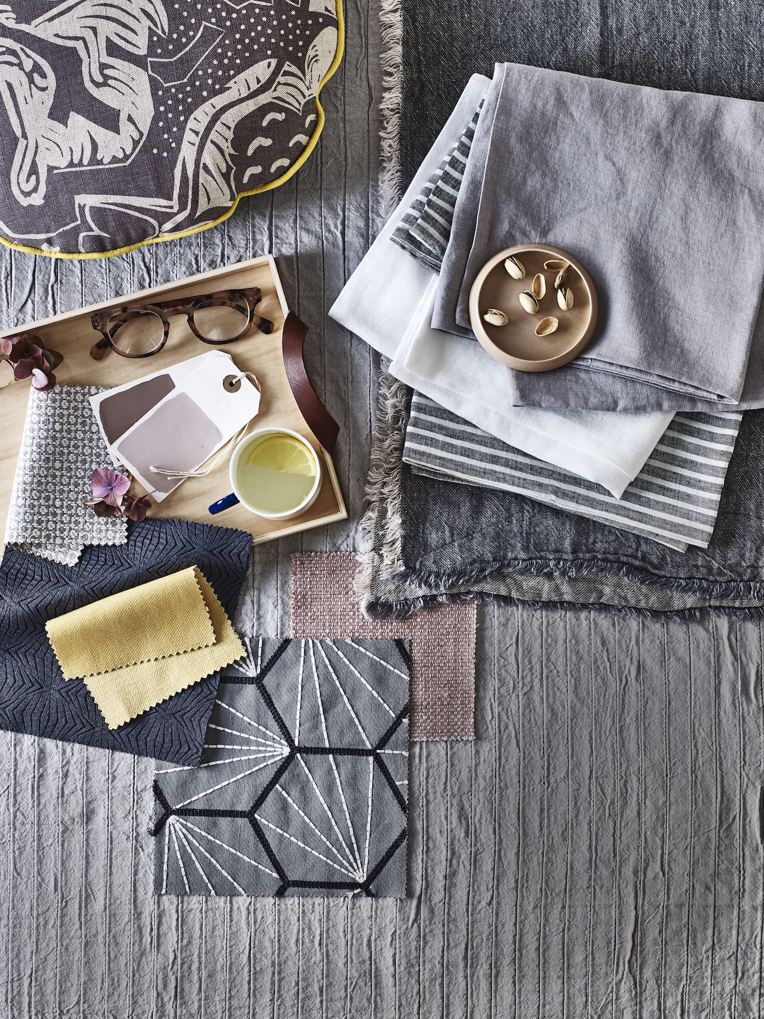 How to make a moodboard: an interior stylist's 6 top tips to help you plan your perfect scheme