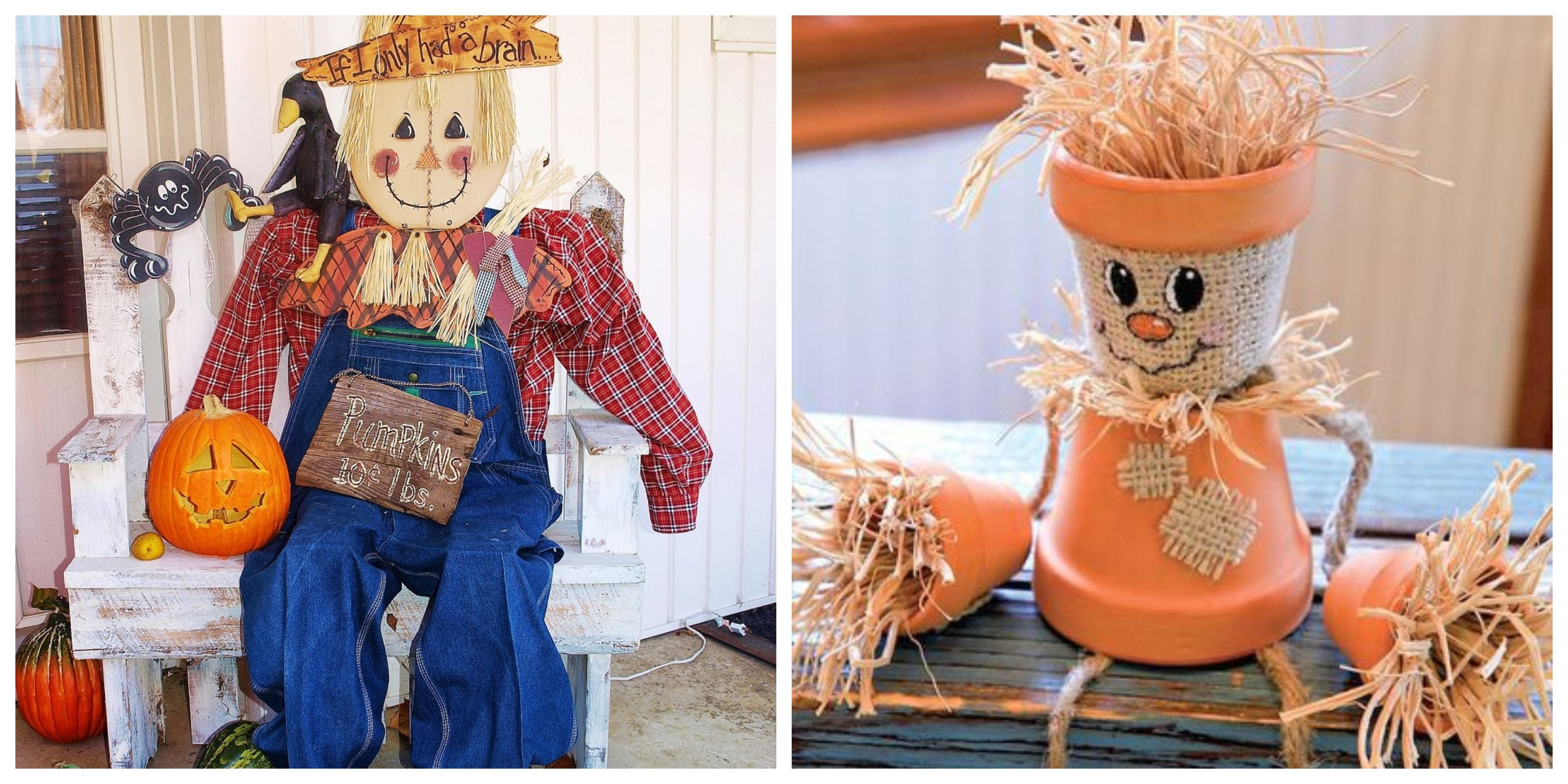 15 Scarecrow Crafts How To Make A Scarecrow