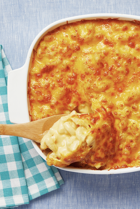 how to make boxed mac and cheese better bake it