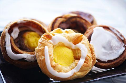 how to make danish pastries