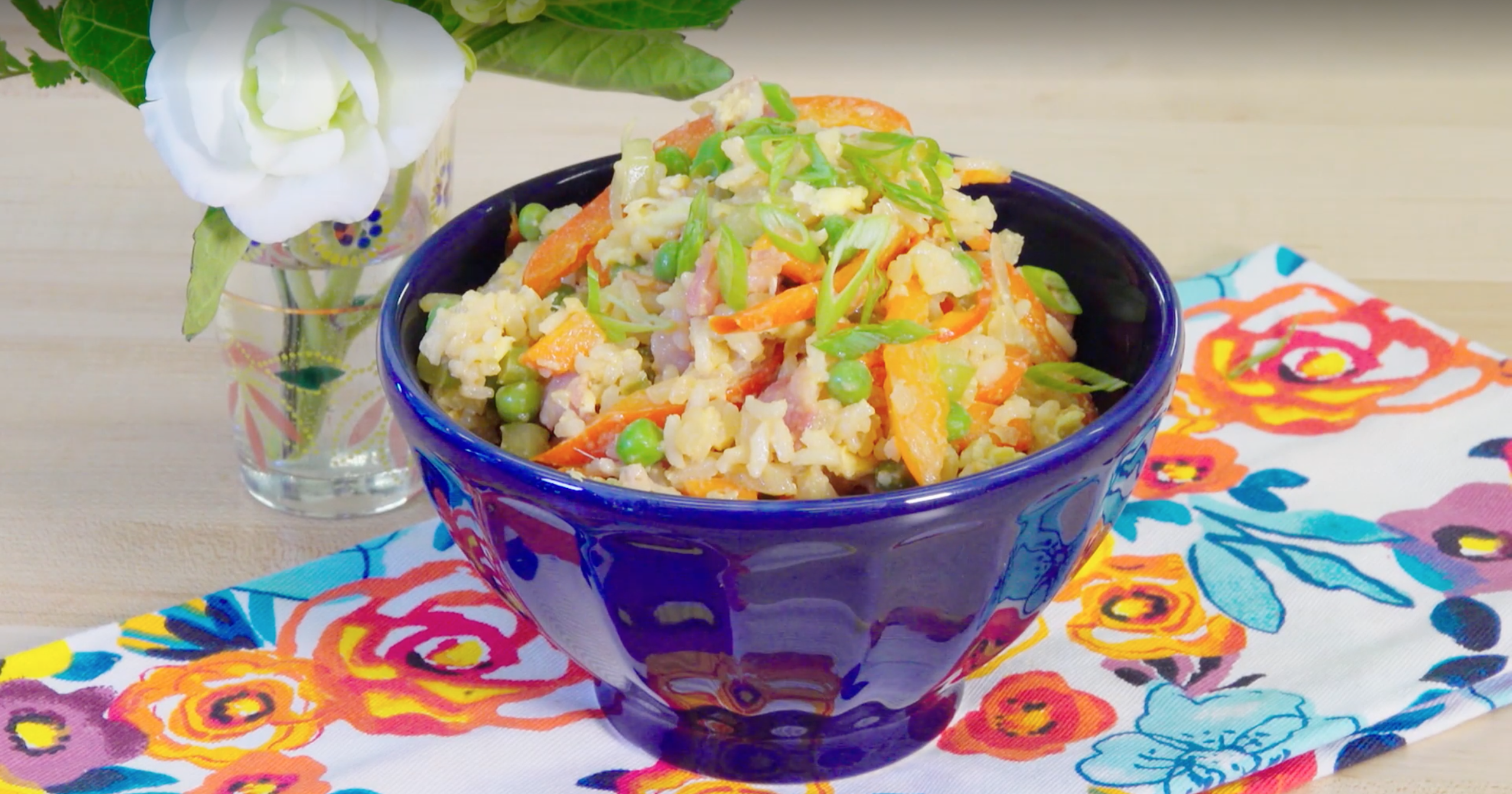 Best fried rice recipe how to make fried rice ccuart Gallery