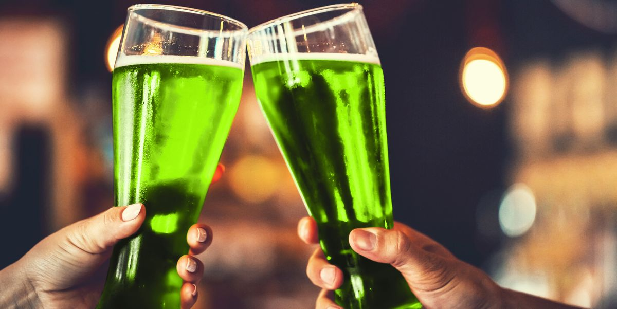 How to Make Green Beer for Your St. Patrick's Day Party