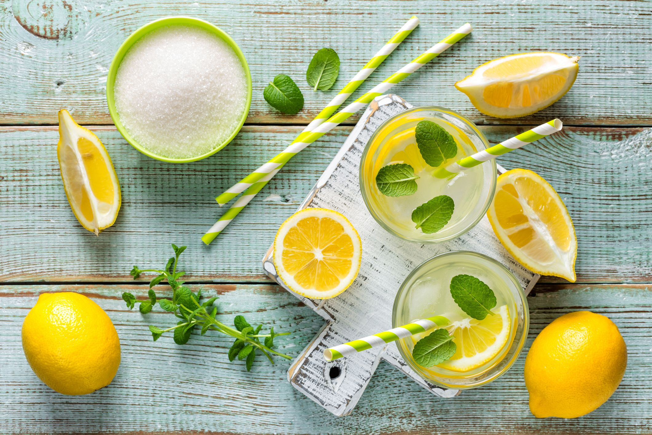 16 Homemade Lemonade Recipes How To Make Flavored Lemonade