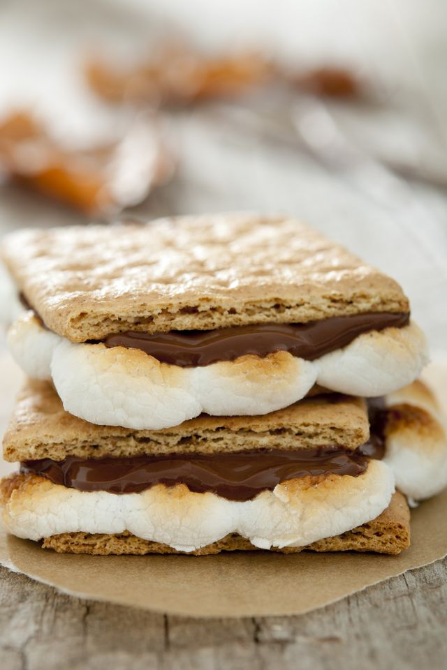 stack of smores
