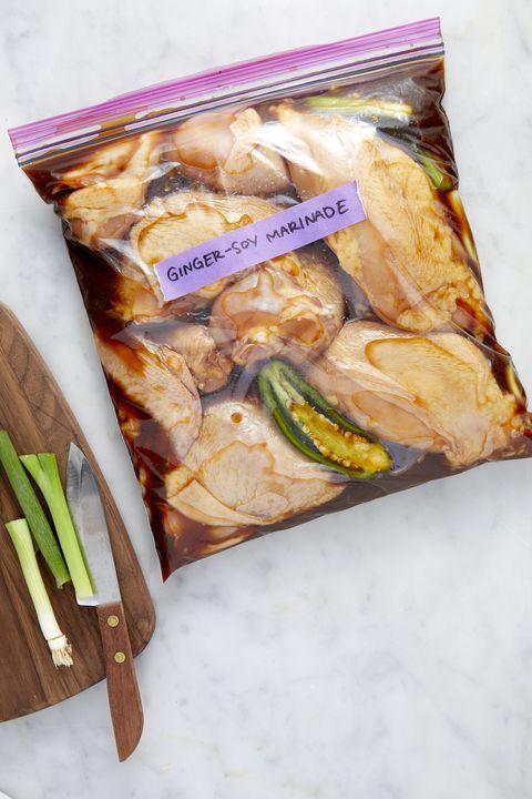 How To Marinate Chicken - Delish.com