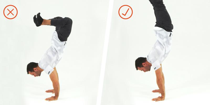 コツ 逆立ち 後転倒立のやり方とコツ・練習方法【片手でやるやり方も】